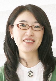 講演者の林恭子さん