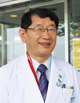 横浜総合病院の未来を語る平元院長