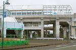 区画整理が進む川和町駅周辺