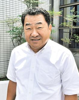 横浜都筑ライオンズクラブの相澤新会長