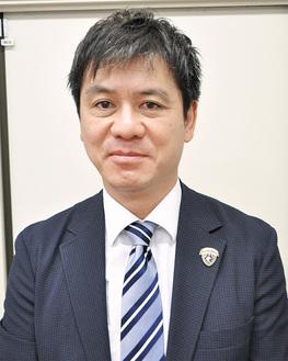 新代表取締役の植田氏