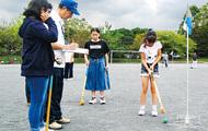 スポーツで多世代交流