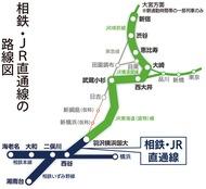 相鉄・JR 直通線30日 開業