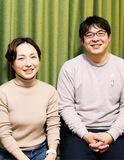 東日本大震災の経験を語る渡邉夫妻