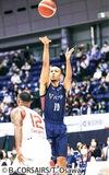 横浜ビー・コルのアキ選手