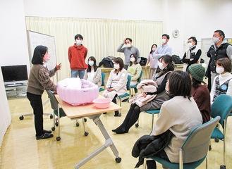 人気の両親教室