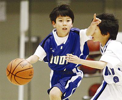 バスケットボールスクールが練習生募集!
