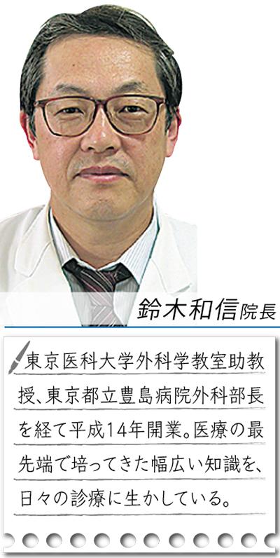胃がん・大腸がんの検査、手術、フォローアップまで行う医師