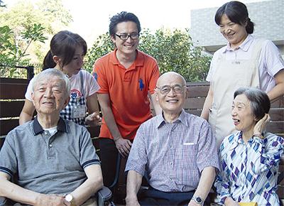 入居一時金0(ゼロ)円の介護施設が11日(日)、入居説明会