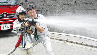 消防の仕事を知ろう