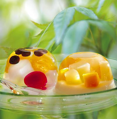 亀屋万年堂の涼菓