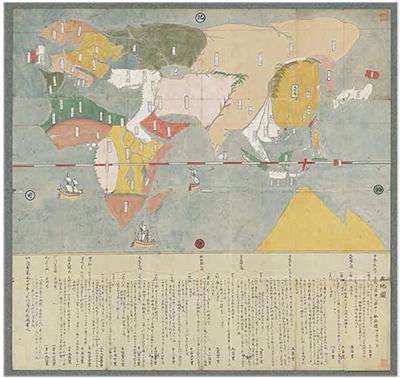日本人の世界観を辿る