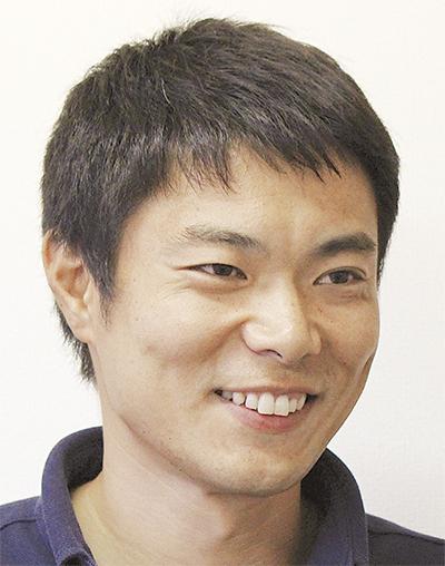 鈴木 智志さん