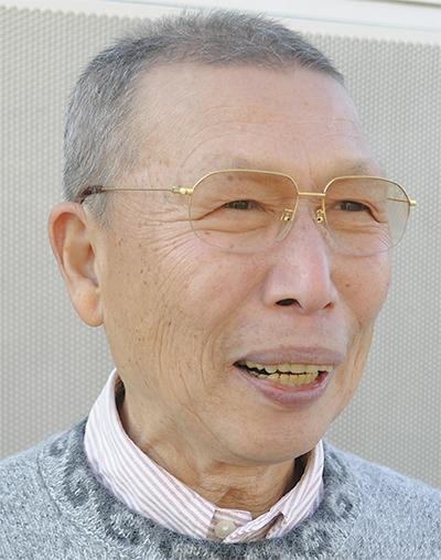 石田陸(たかし)さん