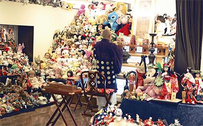 真心を込めた人形供養祭