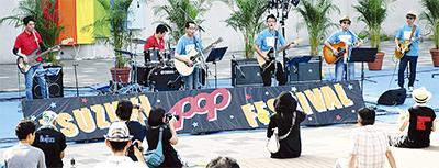 心安らぐ夏の音楽祭