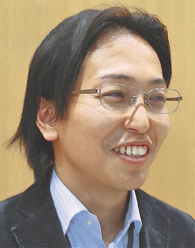 羽毛田 智幸さん