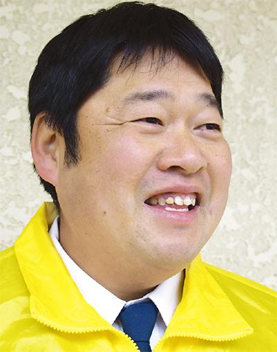内野 敦さん
