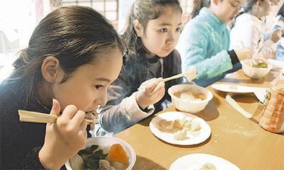 日本の伝統を味わう