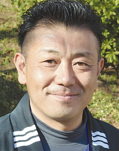 加藤 紀仁さん