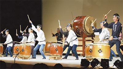 横浜都筑太鼓が30周年