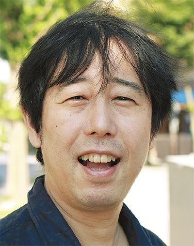 柿島 伸次さん