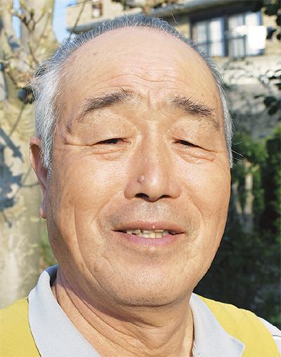 金子 孝雄さん