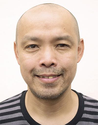 栗木 健さん