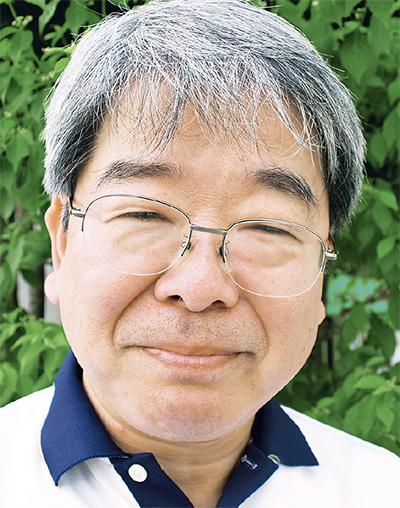 岩田 進さん
