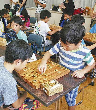 将棋教室が人気