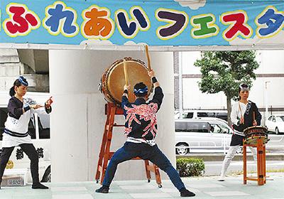 中川フェスに多数の人