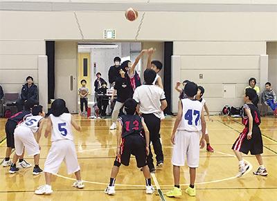 バスケ協会設立へ