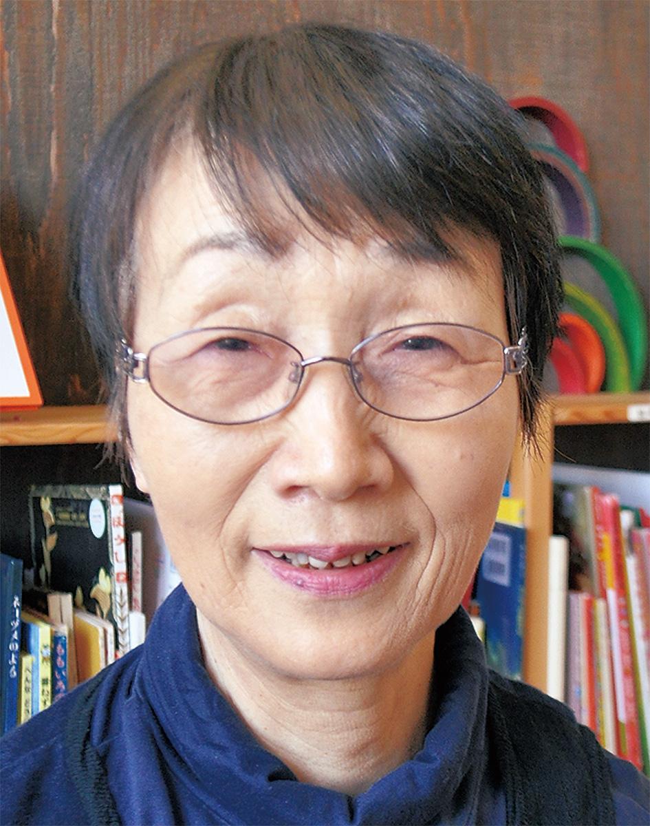 江幡 千代子さん