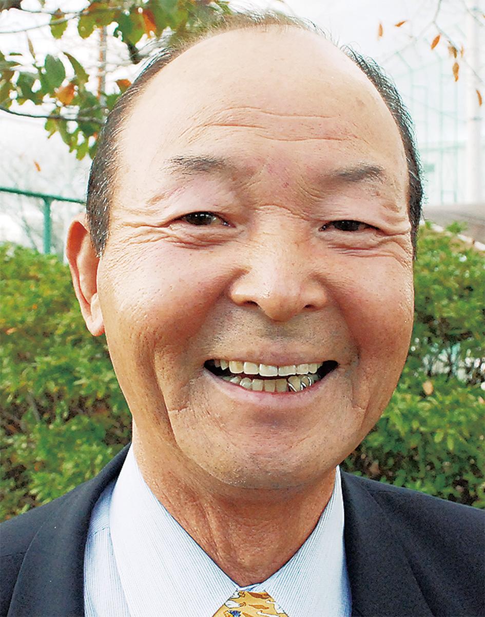 鈴木 昭三さん