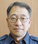 旭消防署の今関さん