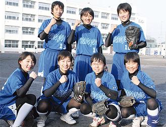本番を前に練習に励む県選抜メンバー