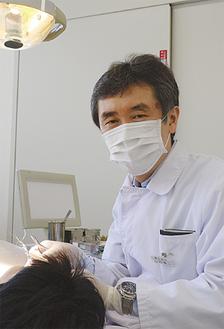矯正歯科の山内診療科長