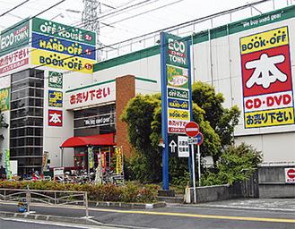 ワットマン本社のある横浜鶴ヶ峰店