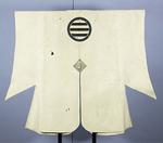 佐久間象山所用 白羅紗陣羽織(真田宝物館所蔵、写真提供)
