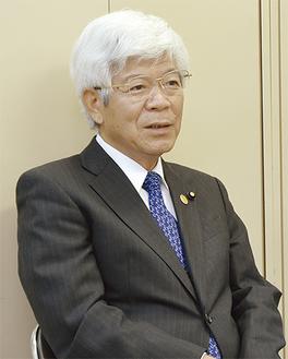若葉台連合自治会の会長としても15年目を迎える