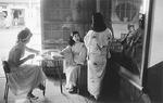 常盤とよ子《赤線の女―横浜》1955年