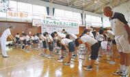 「体幹遊び」で姿勢を学ぶ