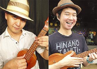 講師を務める左から長谷川賢氏、伊藤雅昭氏