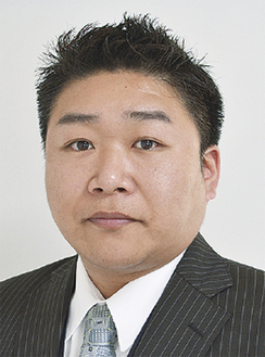 「事前相談も気軽に」と川田代表