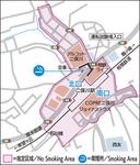 二俣川駅周辺喫煙禁止地区