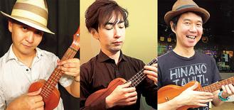講師を務める左から長谷川賢氏、黒田亮介氏、伊藤雅昭氏