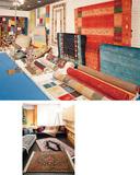 あす、11月9日から11日3日間限定「特撰手織絨毯展」