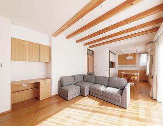 本格木造住宅の施工例