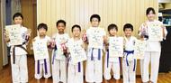 小学生8人が入賞