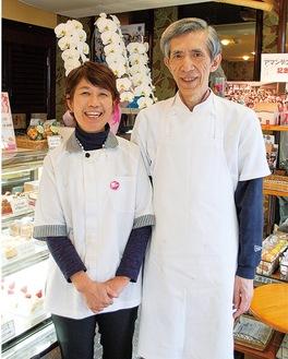 青井建治さん・純子さん夫妻